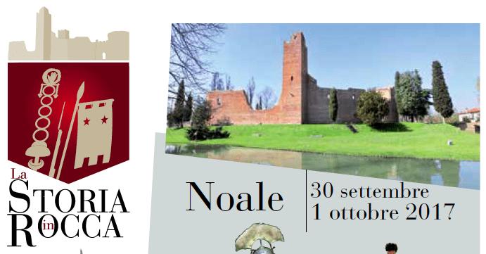 La storia in Rocca – Noale 30/09-01/10/2017