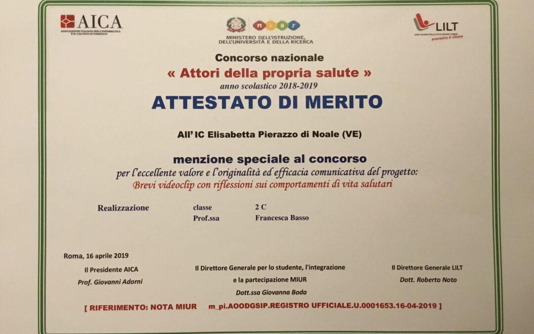 Job&Orienta a Verona – Premio per gli alunni della classe 3C